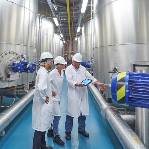 Procesoperator voedingsindustrie NLQF 3