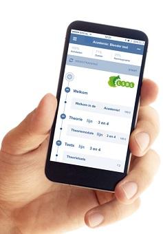 E-learning via mobiel